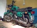 Мотоцикл Восход 3М.