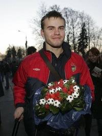 Павел Важняк, 5 июля 1988, Калуга, id222013394