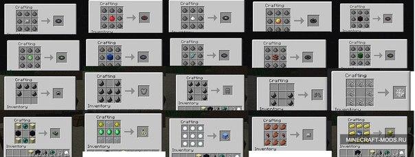 Как создать пластину в minecraft