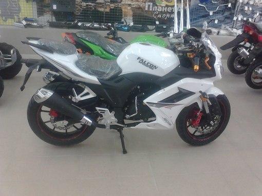 Мотоцикл falcon speedfire 250cc цена 88 000 руб