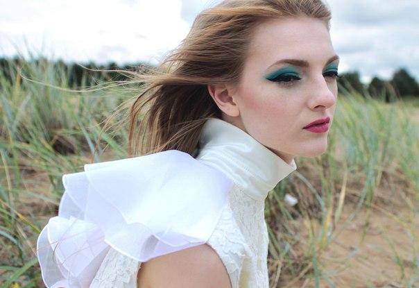 Style Наталья Брындина Make Up Мария Козлова Models Erika Martinka/Кристина Пирова (Select Deluxe) Модный Дом KOGEL - R2G4WNbNw9w