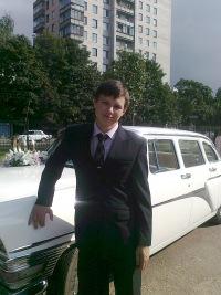 Сергей Моисеев, 19 марта 1993, Санкт-Петербург, id12969647
