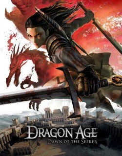 Dragon Age: Blood Mage no Seisen (Dragon Age: Dawn of the Seeker)