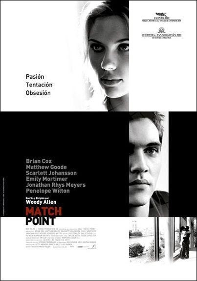 Ver Match Point (2005) Online