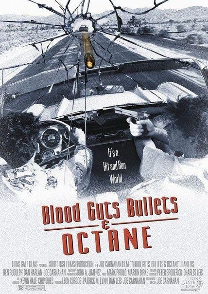Ver Blood, Guts, Bullets and Octane Online