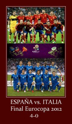 Ver Eurocopa Final: España Vs Italia (2012) Online