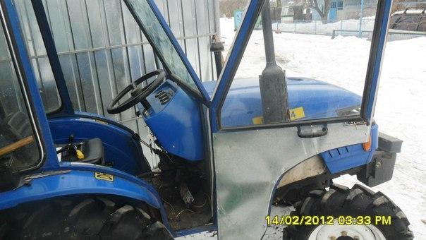 Хочу купить самодельный мини трактор
