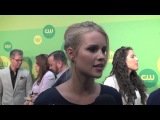 Claire Holt - The Originals - CW Upfronts 2013 (REAL Phoebe Tonkin vk.comp.tonkin_j)