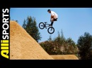 How To 360 Tailwhip, Jared Eberwein, Alli Sports BMX Step By Step