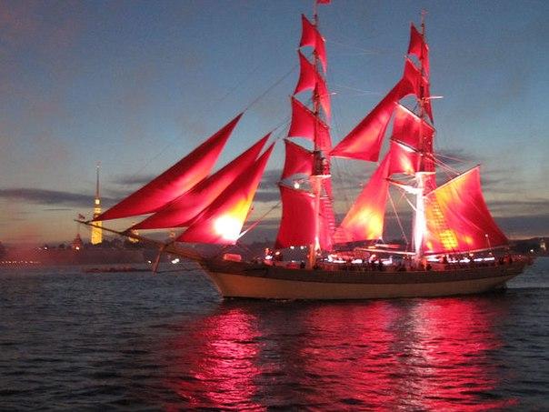 Scarlet Sails 2013