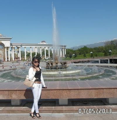 Гульназ Серикбаева, 3 июня , Санкт-Петербург, id176067098