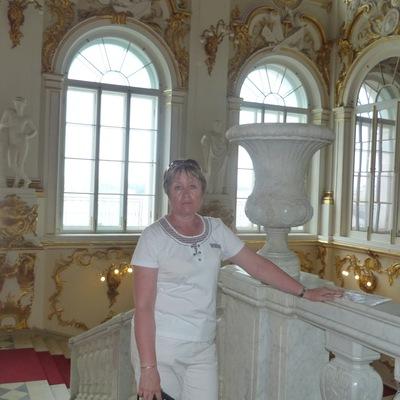 Нина Кликина, 12 ноября , Новосибирск, id207602378