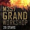 ★ M357 GRAND WORKSHOPS 2013 - 20 STARS ★