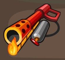 Оружия из обновы.