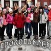 Типичные пловцы Прокопьевска.