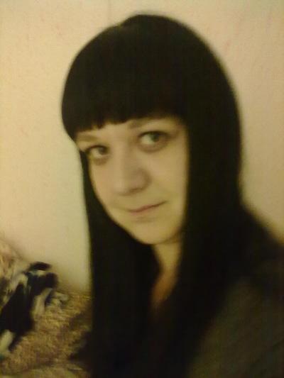Оксана Стрелкова, 25 декабря 1992, Чита, id212420542