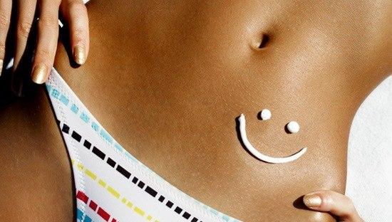 самый быстрый способ убрать жир живота
