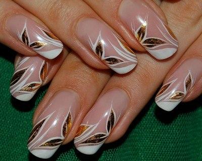Супер маникюр дизайн ногтей рисунки