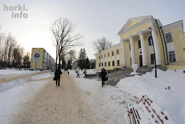 Как и другие вузы, горецкий в этом году столкнулся с недобором студентов. Фото Александра Храмко.