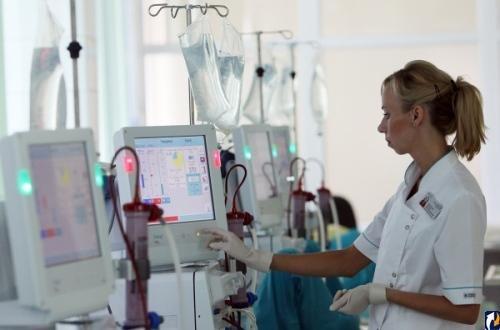 В Таганроге открылся центр амбулаторного гемодиализа