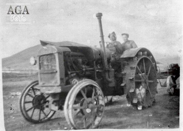 Китайские трактора б у foton