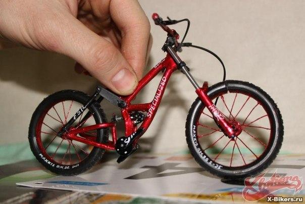 Макет велосипеда своими руками 37