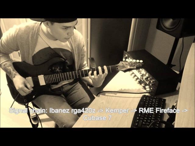 Kemper Rack Metal 2013 - Peavey 5150III