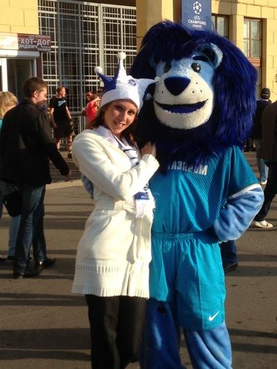 Анна Быстрова, 3 апреля , Москва, id1238456