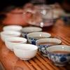 """Чайная церемония от """"Магазина правильного чая""""."""