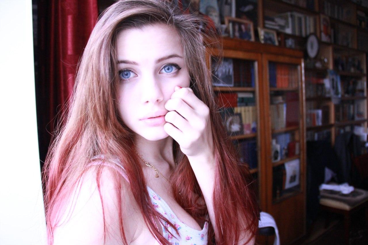 Фото девок вк