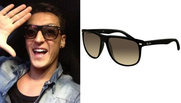 Мужские солнцезащитные очки от дизайнеров
