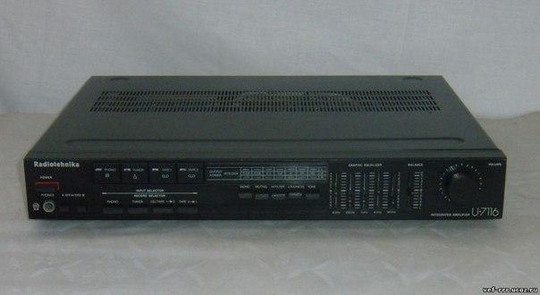 Радиотехника У-7111