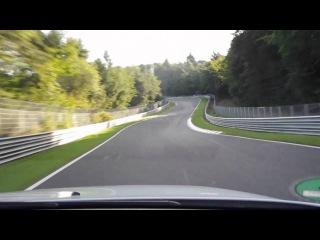 BMW M5 Ring Taxi - A Lap With Sabine Schmitz
