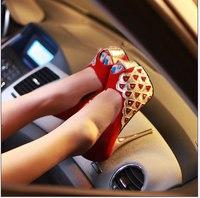 Туфли На Каблуке На Заказ