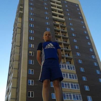 Саша Чувашов, 2 мая 1999, Первоуральск, id205564755