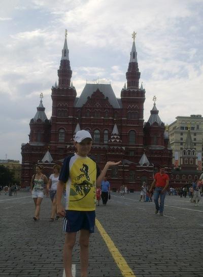 Даниил Митрофанов, 2 октября 1998, Москва, id186438762