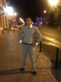 Anastasis Matheou, 22 июля 1997, Луганск, id181465300
