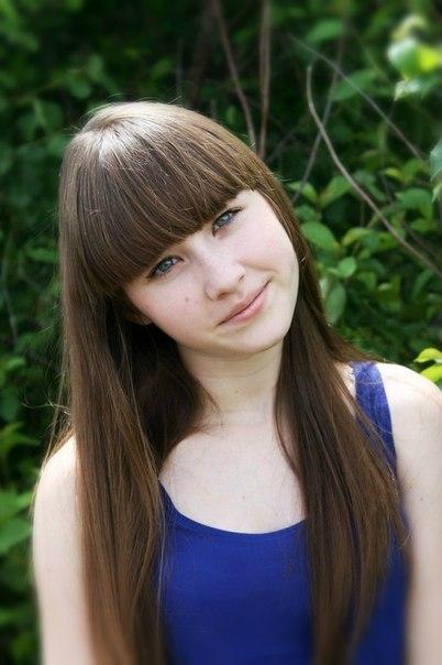 фото красивых девочек 14 лет вк