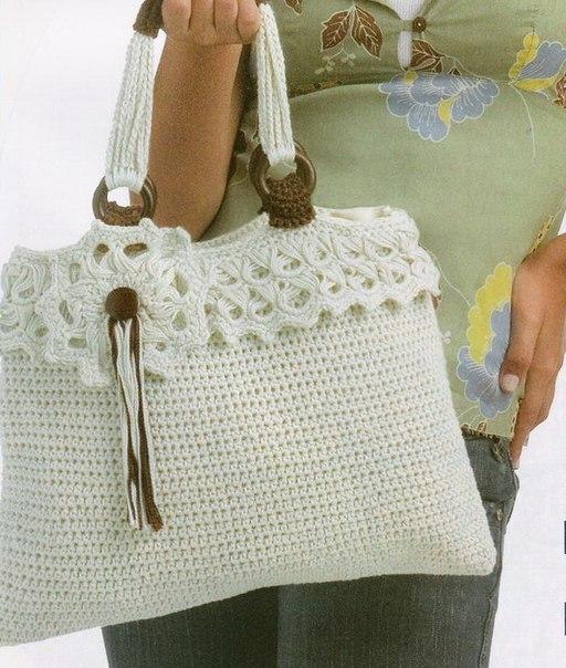 291bd53370a2 Летняя сумка вязаная крючком со схемой вязки.. Обсуждение на LiveInternet -  Российский Сервис Онлайн-Дневников
