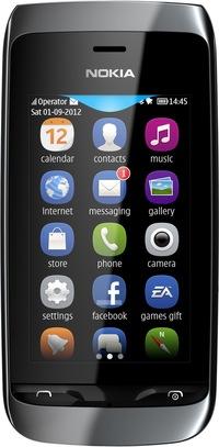 Nokia asha 309   вконтакте.