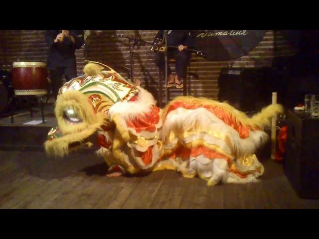 Megus и Андрей Жилин - Haisai Okinawa (Танец льва)