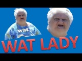 Wat lady MEME Compilation, Funny Video, Popular on Facebook