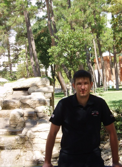 Евгений Щербак, 5 августа , Краснодар, id220061514
