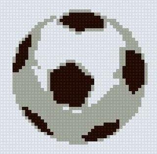 Книжка, которую Вы у нас искали как схема вышивки футбольного мяча наверняка, находится ниже в списке книг, которые...