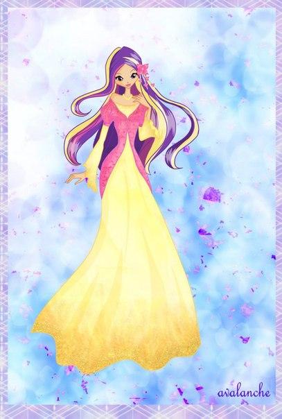 Винкс принцессы в картинках и моя лотерея!