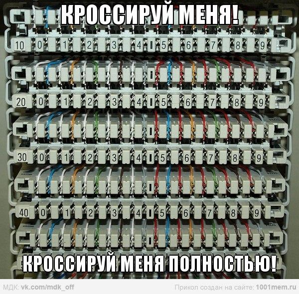 Ниже размещены 3 плинта, связанные 25-ти парным кабелем с телефонной патч-п