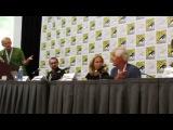 IDW X-Files Panel - San Diego Comic Con 2013 - Part 1