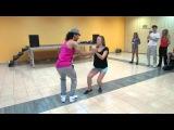 Zouk class musicality Wakko & Yulia on Bachaturo 2013