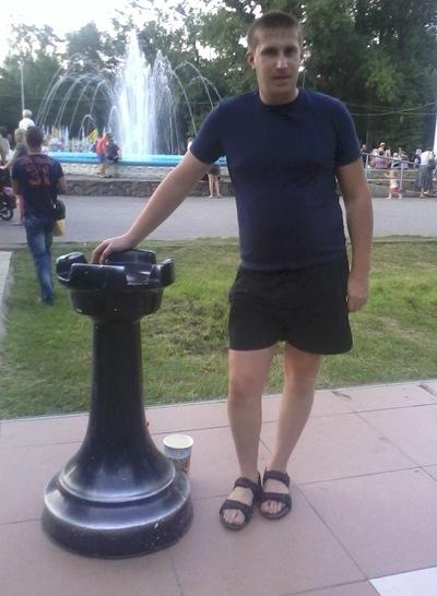 Иван Сомкин, 21 августа 1988, Волгоград, id47096167