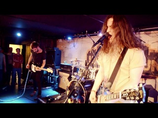 Stoned Jesus - Wound (new song) - Live@Underground Music Hall, Kiev [16.05.2013]